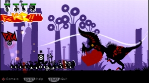 Patapon for the PSP