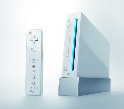 Nintendo's Wii, currently the best selling console of this generation.