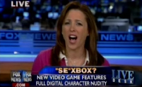 Misinformed, biased, reactionary and full of poor puns, but at least games now make the news.