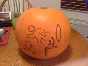 Gaming Pumpkin 3